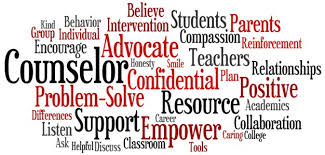 School Counselors can help with....