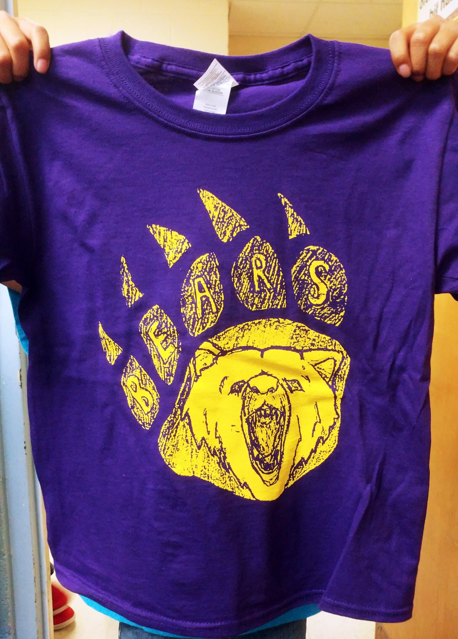 Bears Tshirts