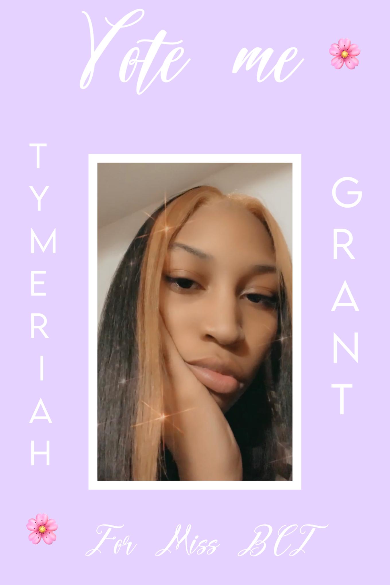 Tymeriah Grant