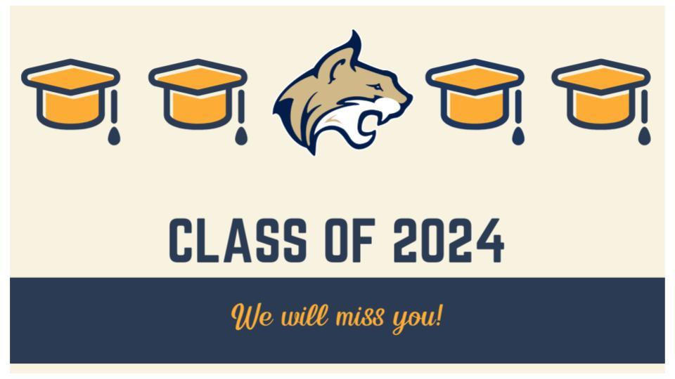Class of 2024!
