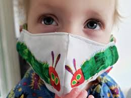 Child wear mask