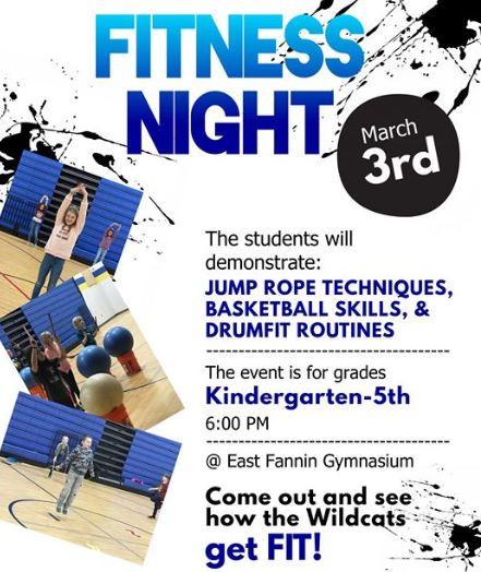 Fitness Night