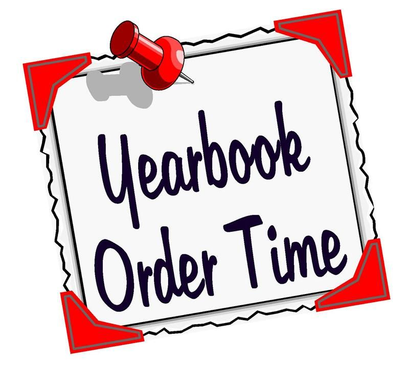Yearbooks are for sale