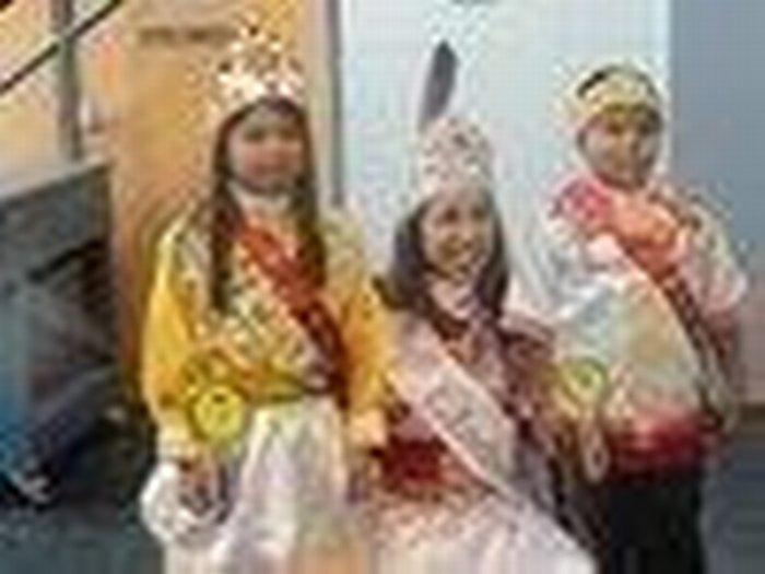 Pageant Winners