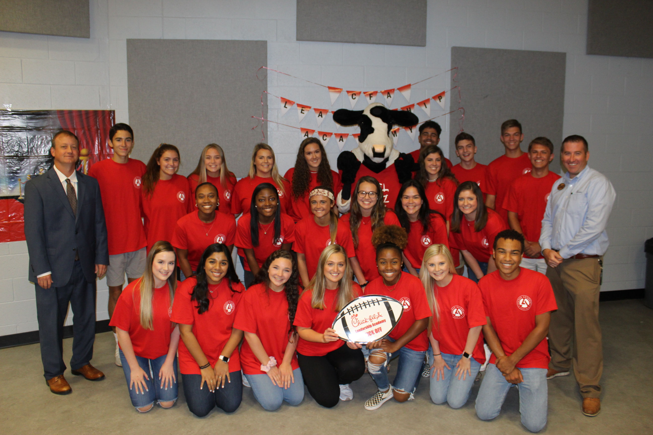 Chick-fil-A Leadership Academy at DeSoto Central High School