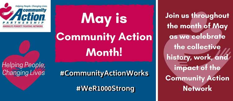 Community action month