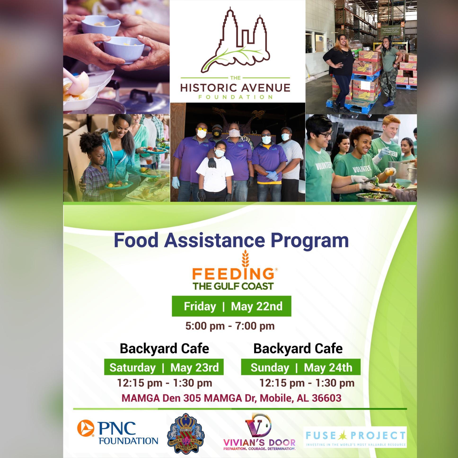 Historic Avenue Foundation - Food Assistance Program