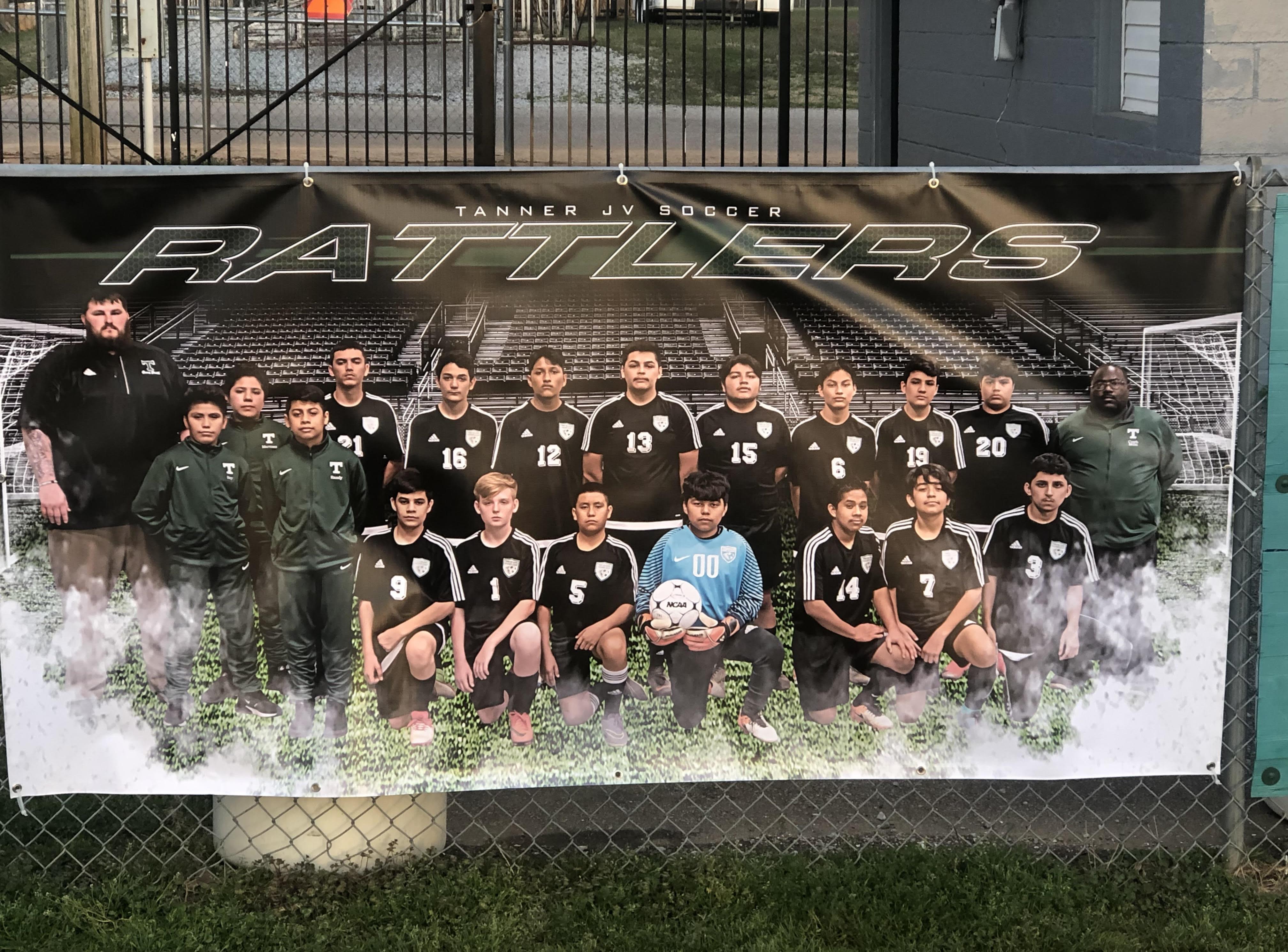 Soccer JV Team