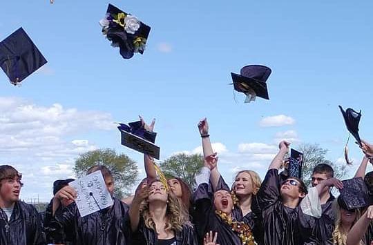 Hilander Graduation