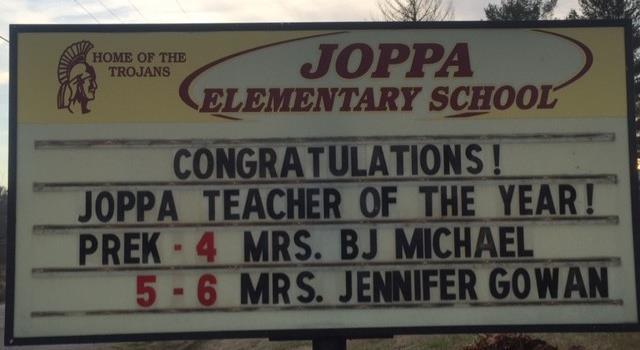 Teacher of the Year: BJ Livesay and Jennifer Gowan