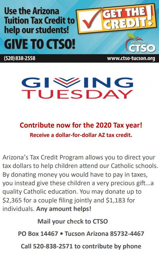 Giving Tuesday CTSO