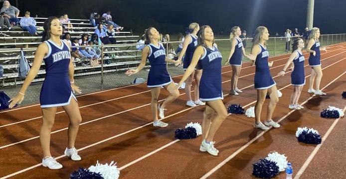Varsity Girls Cheering