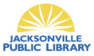 Jacksonville Public Library link