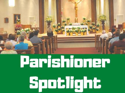 Parishioner Spotlight