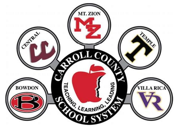Carroll County Cluster Logo