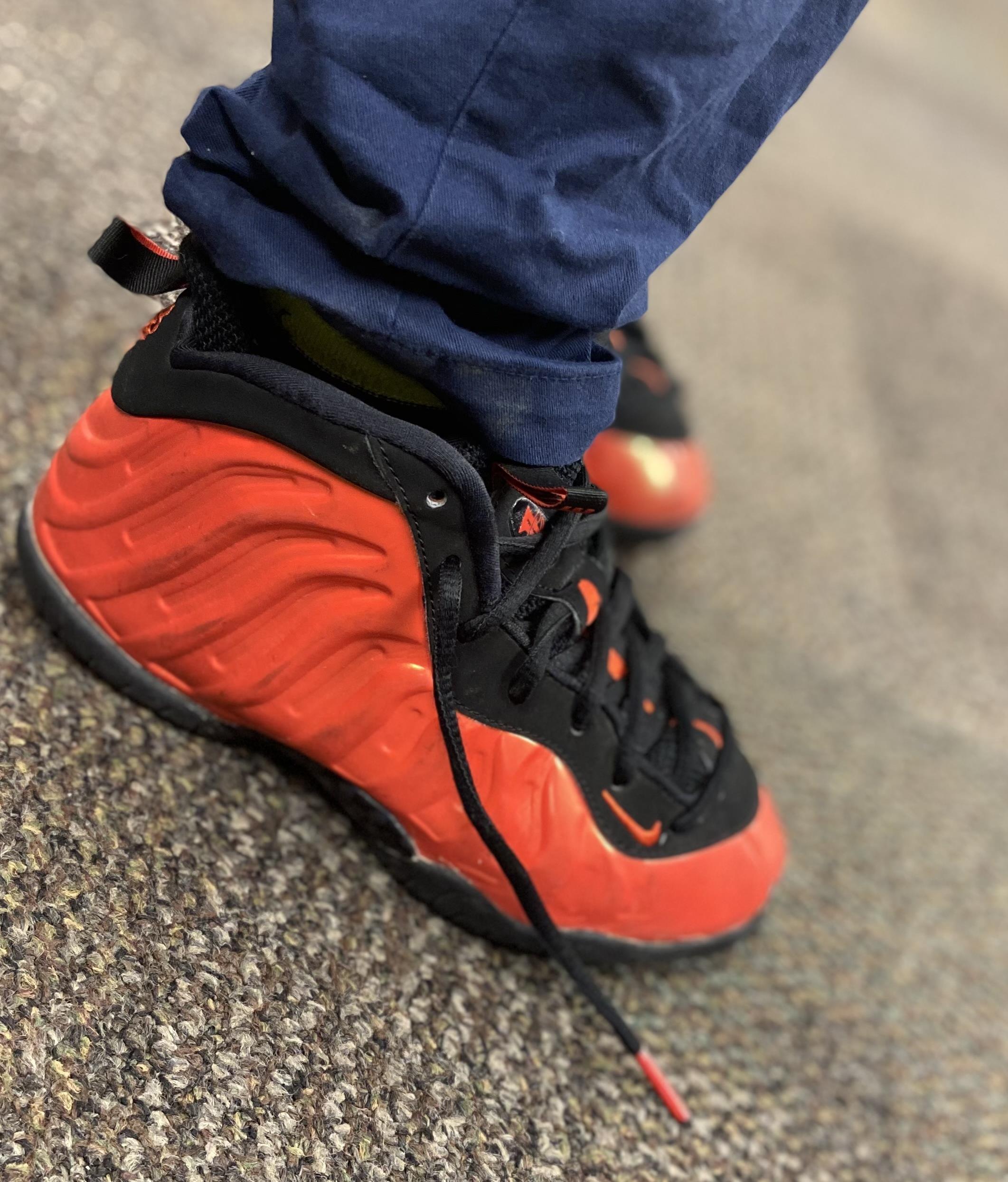 #ShoeCam #Foam