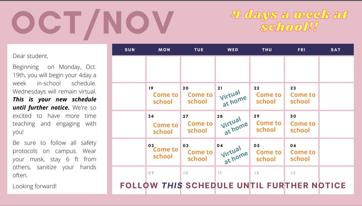 School Schedule
