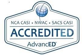 Accredited Logo Shield