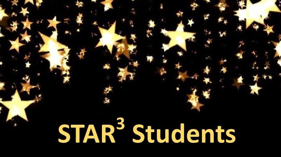 STAR3 Students for March 2021