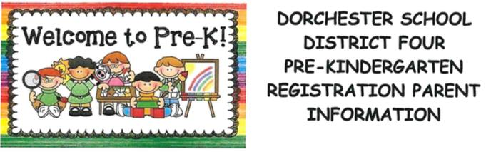 Pre-K Registration Documents