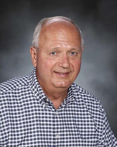 Mr. Rudloff  January's Staff Spotlight