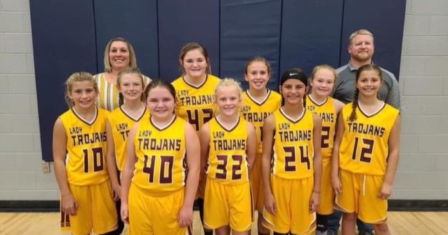Girls Basketball 2020