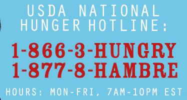 Hunger Hotline