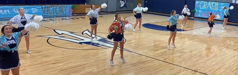 Varsity Cheer Dance
