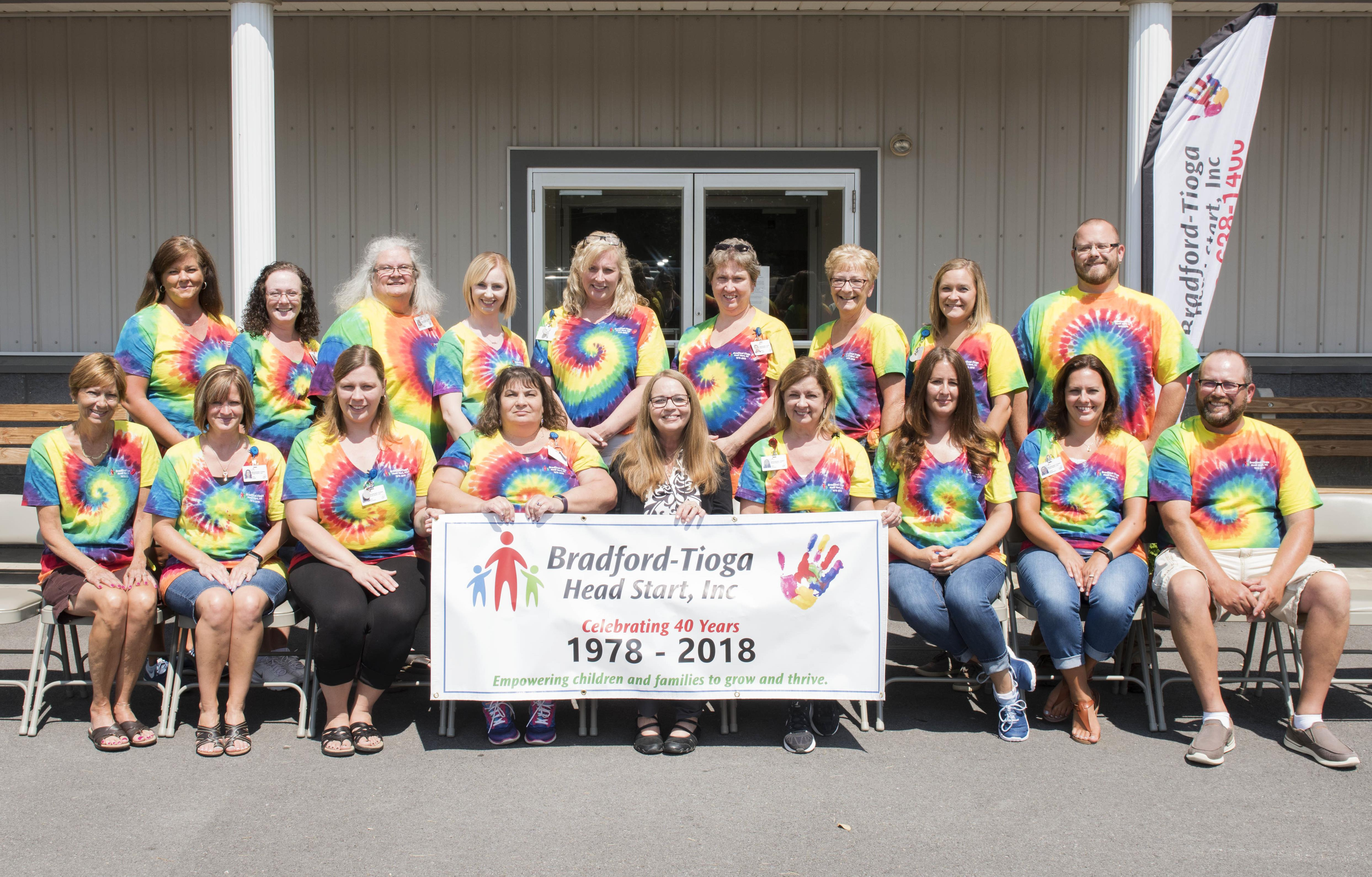Head Start Central Office Staff