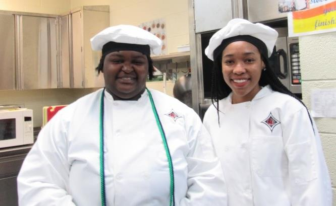 Culinary Arts Completers 2
