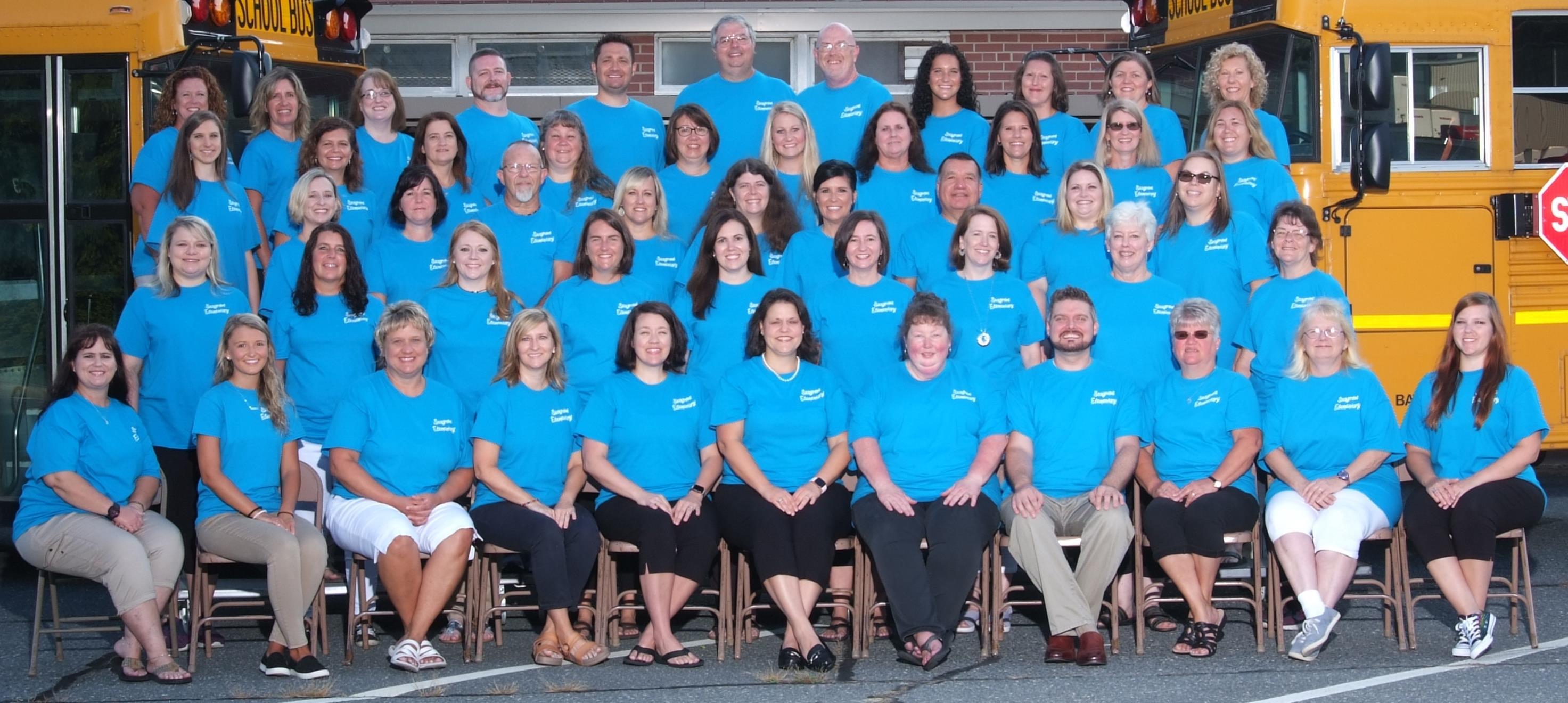 2019-2020 Seagrove Staff