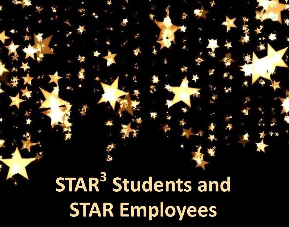 STAR3 Students and STAR Employees
