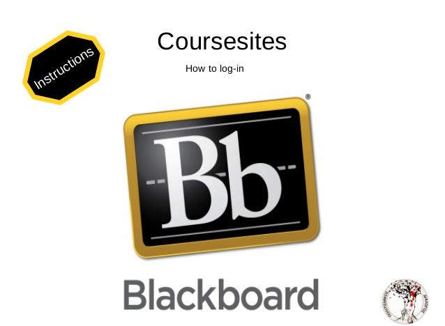 Blackboard Course Sites