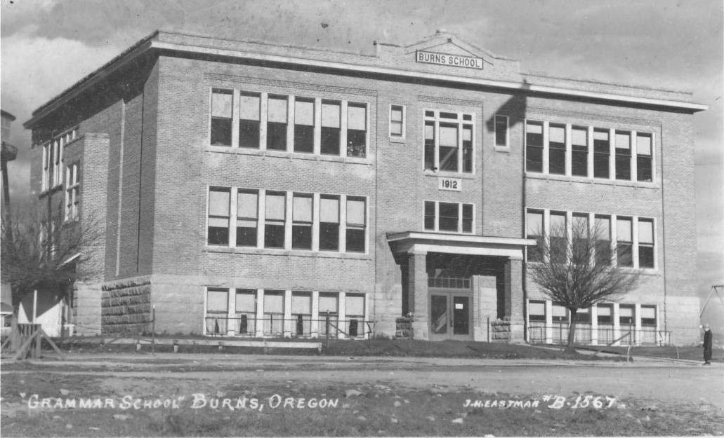 Burns Grammar School - Established 1912