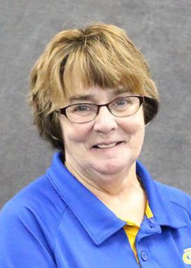 Mrs. V. Biggo,  Custodian