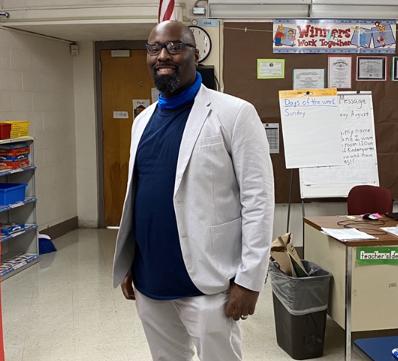 Kg Teacher Mr. Griffin