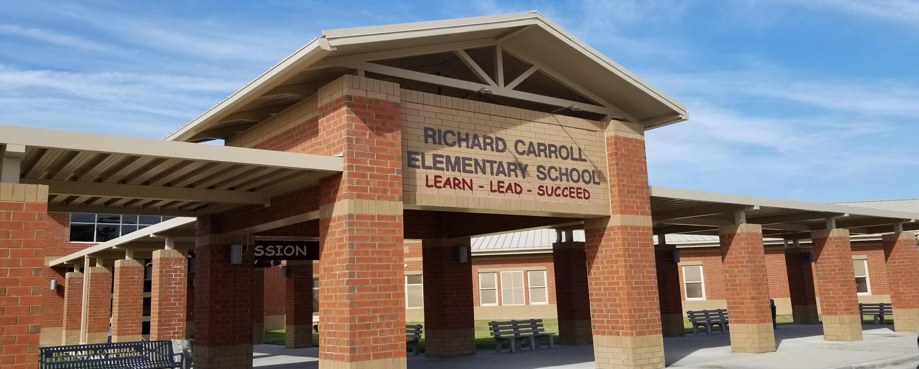 Richard Carroll Elementary School Pic