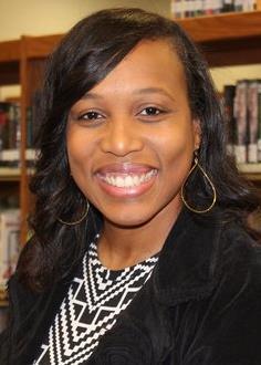 Mrs. April Rucker, Asst. Principal