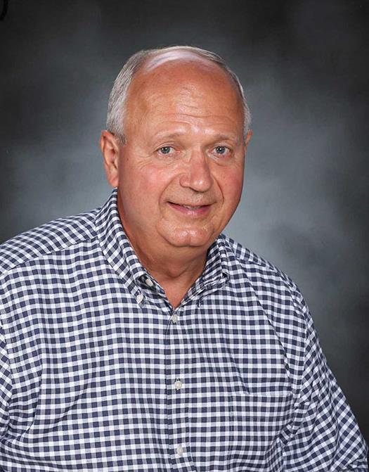 Mr. L. Rudloff, Guidance Counselor