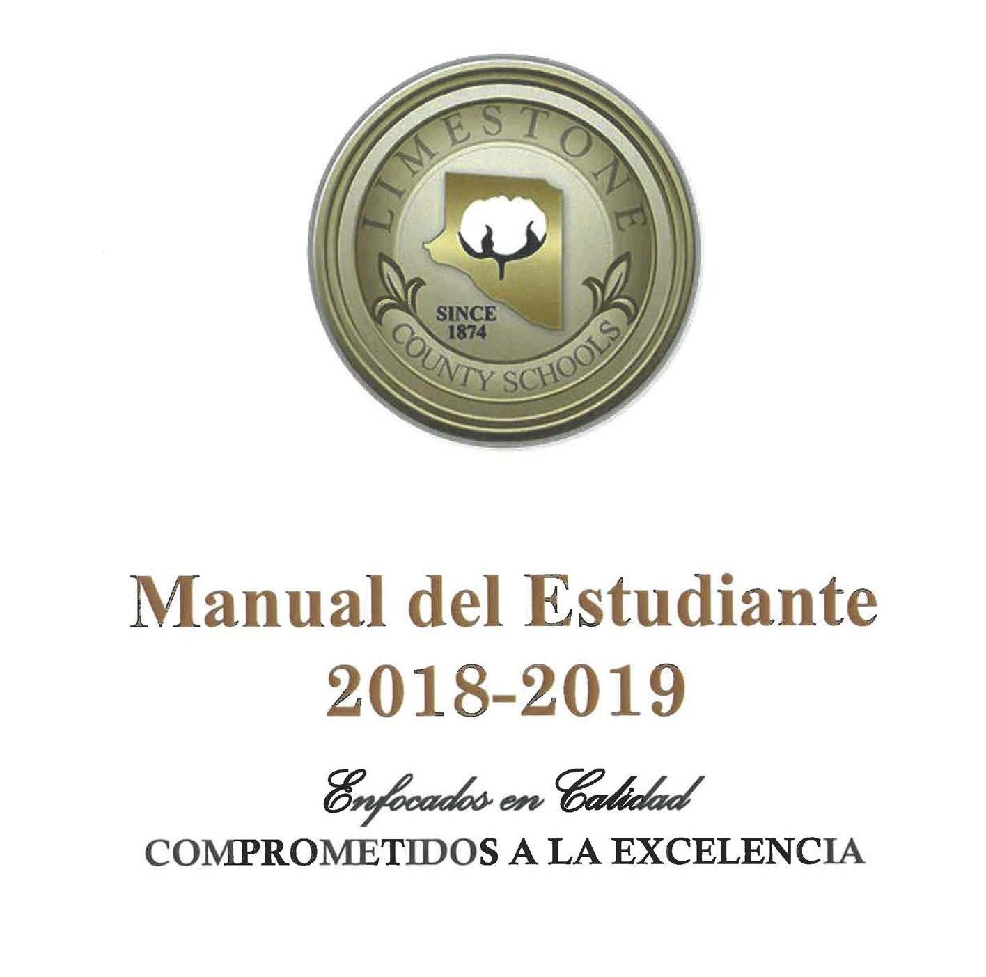 2019-2019 Spanish Handbook