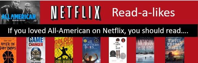 Netflix Read-a-Likes