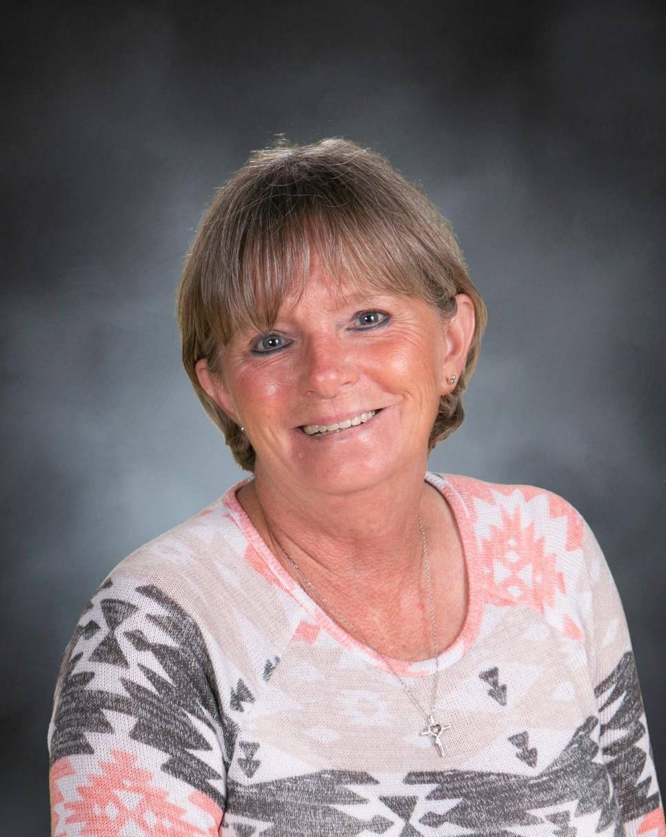 Mrs. M. Zwick, Para-Educator