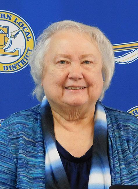 Mrs. L. Morris, School Board
