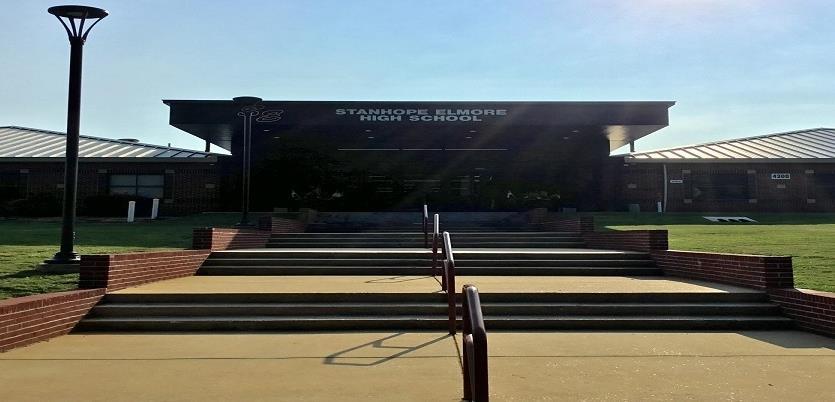 SEHS school entrance