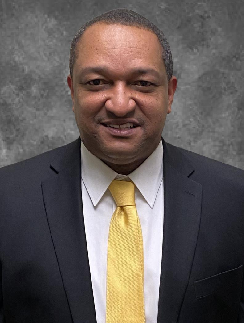 Keith Williams-Associate Superintendent of Business & Operations