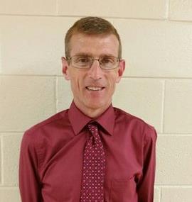Principal Barry Bellamy