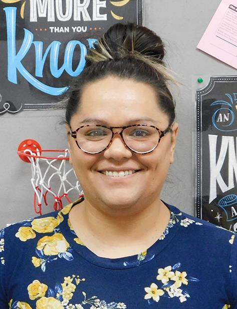 Ms. Breanna Castro