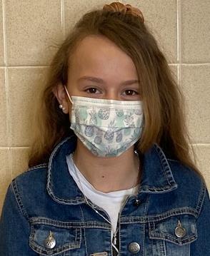 6th Grader Ellie Monroe