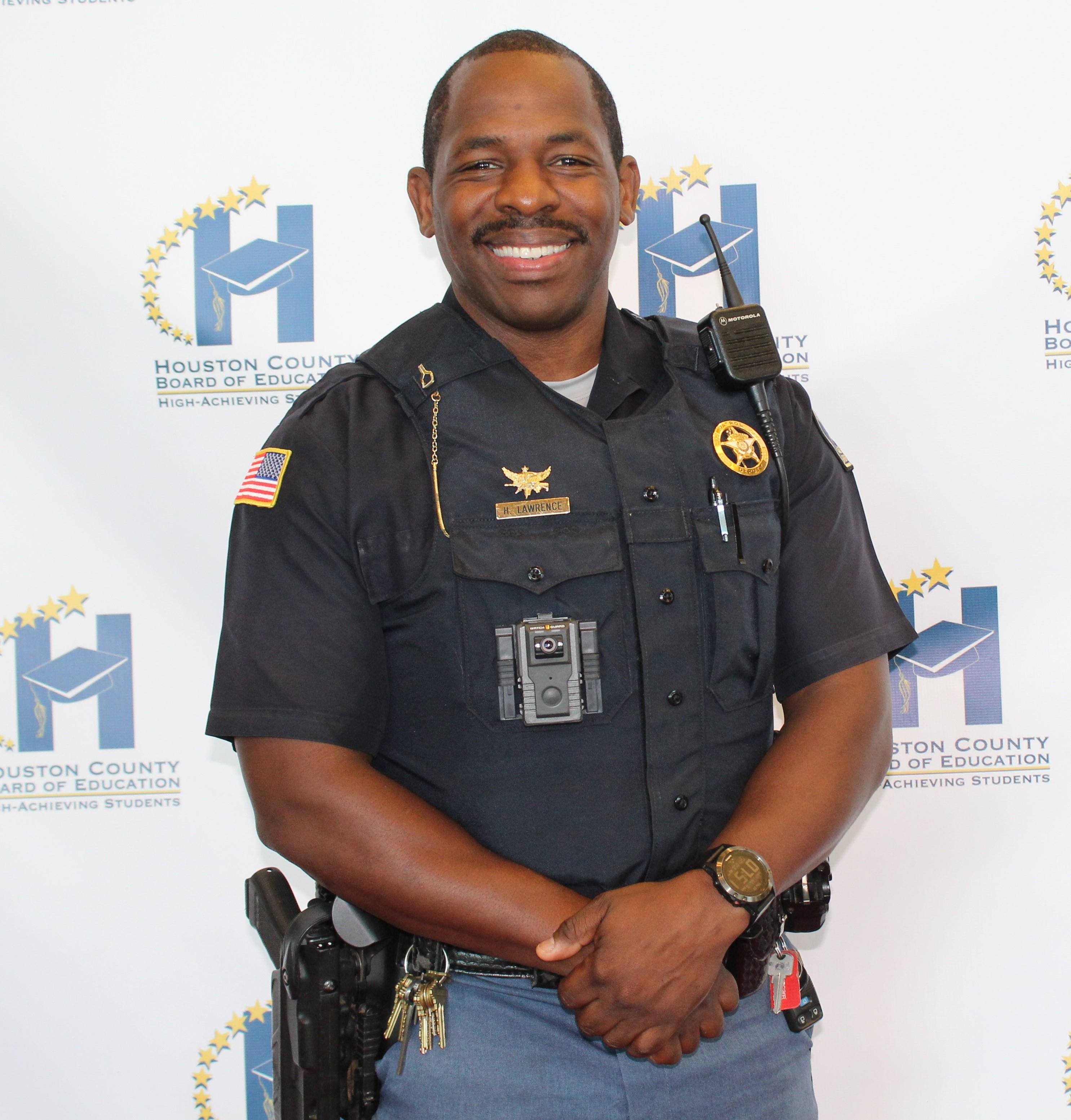 Deputy Henry Lawrence