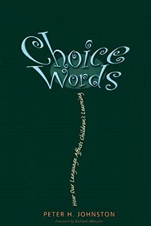 Choice Words Cover